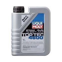 3755 LM 3755 OLEJ LIQUI MOLY TOP TEC 4600 5W30 1L ACEA C3 API SM/CF BMW LL-04, OPEL DEXOS 2, MB 229.51, VW 505.01 1L LIQUI MOLY OLEJ LIQUI MOLY ( [918530]...