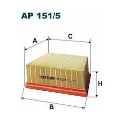 AP 151/5 F AP151/5 FILTR POWIETRZA FORD FIESTA 1.6 TDCI 09 197X161X58 SZT FILTRY FILTRON [918574]...