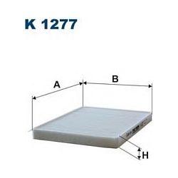 K 1277 F K1277 FILTR KABINOWY KIA CEED/HYUNDAI I30 06 ; SZT FILTRY FILTRON [918693]...