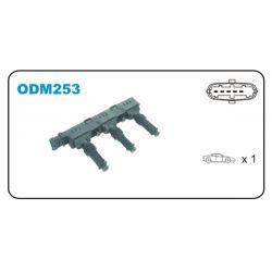 ODM253 JAN ODM253 CEWKA ZAPLONOWA OPEL AGILA/CORSA B/C 1.0 12V 97 - + LACZNIKI LISTWA SZT JANMOR CEWKI ZAPLONOWE JANMOR [918800]...