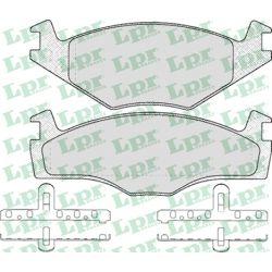 05P591 LPR 05P591 KLOCKI HAMULCOWE SEAT CORDOBA/IBIZA/VW POLO GR.17,3MM* LPR KLOCKI LPR [924042]...