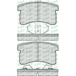 05P458 LPR 05P458 KLOCKI HAMULCOWE DAIHATSU CUORE/DOMINO/MIRA 94-00 GR.14,8MM/14MM* LPR KLOCKI LPR [924104]...