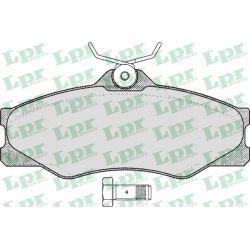 05P325 LPR 05P325 KLOCKI HAMULCOWE VW TRANSPORTER T2 85-90 GR.20MM* LPR KLOCKI LPR [924152]...