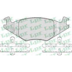 05P223 LPR 05P223 KLOCKI HAMULCOWE SEAT CORDOBA/ IBIZA/ VW GOLF/ JETTA/ POLO GR.17MM* LPR KLOCKI LPR [924186]...