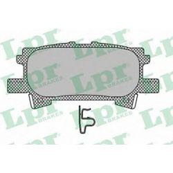 05P1436 LPR 05P1436 KLOCKI HAMULCOWE LEXUS RX 300 03 KPL LPR KLOCKI LPR [924203]...
