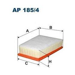 AP 185/4 F AP185/4 FILTR POWIETRZA RENAULT KANGOO 08 1.5 DCI SZT FILTRY FILTRON [925618]...