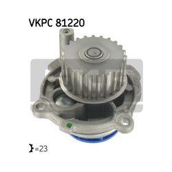 VKPC 81220 SKF VKPC81220 POMPA WODY AUDI/SEAT/SKODA/VW 2.0 FSI SZT SKF POMPY WODY SKF [928313]...
