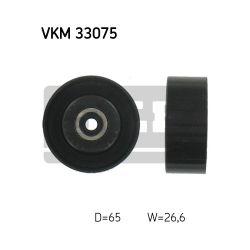 VKM 33075 SKF VKM33075 ROLKA MICRO-V NAPINAJACA CITR C5/C8/XANTIA/PEUG 406/807/RENAULT LAGUNA II 3.0 V6 SZT SKF ROLKI SKF [932727]...
