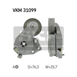 VKM 31099 SKF VKM31099 ROLKA MICRO-V NAPINAJACA VW GOLF V (1K1)/GOLF V VARIANT (1K1)/GOLF V PLUS (5M1)/JETTA III (1KM)/TIGUAN (5N)/TOURAN SZT SKF [933784]...