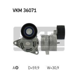 VKM 36071 SKF VKM36071 NAPINACZ MICRO-V OPEL/RENAULT/MOVANO/VIVARO/MASTER II/MASTER III/TRAFIC II/MOVANO/VIVARO SZT SKF ROLKI SKF [933792]...