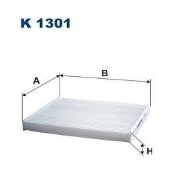 K1301 F K1301 FILTR KABINOWY NISSAN PIXO/SUZUKI ALTO 09 ; SZT FILTRY FILTRON [933866]...