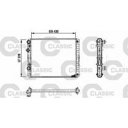 230956 V 230956 CHLODNICA SEAT AROSA 97- 1.0/1.3/1.6 SZT VALEO CHLODNICE VALEO [935047]...