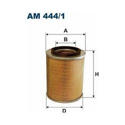 AM 444/1 F AM444/1 FILTR POWIETRZA RENAULT 420 MAGNUM 500/520 90- SZT FILTRY FILTRON [940333]...