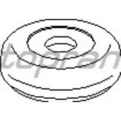 103 486 HP 103 486 LOZYSKO AMORTYZATORA PRZOD VW AUDI SEAT SKODA FORD (SAMO LOZYSKO) OE 1J0412249 SZT HANS PRIES MULTILINIA HANS [940373]...