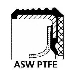 374.680 ELR 374.680 SIMMERING USZCZELNIACZ 35X50X7/AW RD PTFE/ACM/RWDRKURBELW. SZT ELRING USZCZELKI ELRING [941662]...