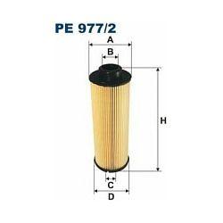 PE 977/2 F PE977/2 FILTR PALIWA MAN TGA 02- SZT FILTRY FILTRON [942819]...