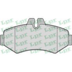 05P956 LPR 05P956 KLOCKI HAMULCOWE VW LT 28-35/46/ MERCEDES SPRINTER GR.18,8MM /TYL/* LPR KLOCKI LPR [942897]...