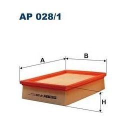 AP 028/1 F AP028/1 FILTR POWIETRZA FSO POLONEZ FSO/PN POLONEZ 1.6 GSI SZT FILTRY FILTRON [945641]...