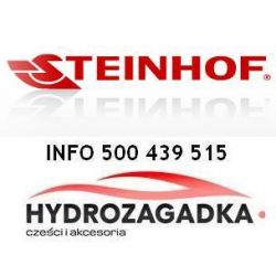 S-338 ST S-338 HAK HOLOWNICZY SKODA OCTAVIA (4X4) 2000- KULA B SZT STEINHOF STEINHOF HAKI STEINHOF [950337]...