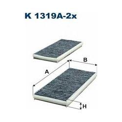K 1319A-2X F K1319A-2X FILTR KABINOWY MAZDA MPV/RX-8 SZT FILTRY FILTRON [950411]...