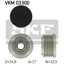 VKM 03300 SKF VKM03300 SPRZEGLO ALTERNATORA CITROEN/PEUGEOT/FIAT 2.0/2.2 HDI/2.0 JTD 99; SZT SKF SPRZEGLA ALTERNATORA SKF [950658]...