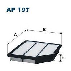 AP 197 F AP197 FILTR POWIETRZA HYUNDAI IX 55 3.0 CRDI SZT FILTRY FILTRON [951039]...