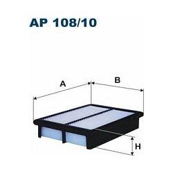 AP 108/10 F AP108/10 FILTR POWIETRZA HYUNDAI H1 2.5 CRDI 08 SZT FILTRON FILTRY FILTRON [1119113]...