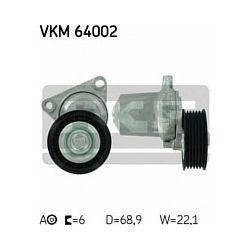 VKM 64002 SKF VKM64002 NAPINACZ MICRO-V MAZDA 6 I GG 6 I GY 6 II GH SZT SKF SKF ROLKI (PG) (PK) SKF [1034626]...