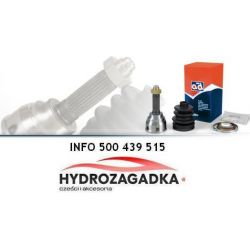 DS39133 AD9 1730407 POLOS NAPEDOWA KPL.- RENAULTCLIO II 1.2/1.4/1.4 16V/1.6/1.6 16V/1.5 DCI/1.9 DTI/ KANGOO 1.2 16V/1.5DCI (-)ABS PR AD BREND PRZEGUB [888260]...