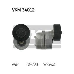 VKM 34012 SKF VKM34012 NAPINACZ MICRO-V FORD GALAXY 2.0/2.3 16V KPL Z ROLKA SZT SKF ROLKI SKF [929854]...