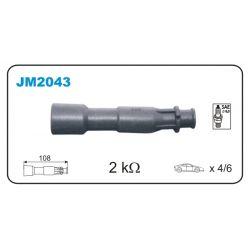 JM2043 JAN JM2043 CEWKA ZAPLONOWA LACZNIK SWIECA - CEWKA DLUGOSC 108 MM AUDI/VW ABM65 SZT JANMOR CEWKI ZAPLONOWE JANMOR [924669]...