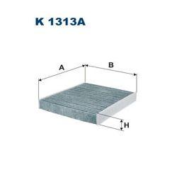 K 1313A F K1313A FILTR KABINOWY AUDI A1/SKODA FABIA/ROOMSTER/VW POLO 07- SZT FILTRON FILTRY (PG) FILTRON [1224182]...