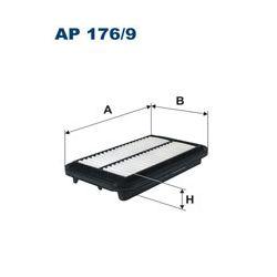 AP 176/9 F AP176/9 FILTR POWIETRZA NISSAN PIXO/SUZUKI ALTO 09- SZT FILTRON FILTRY (PG) FILTRON [1391969]...