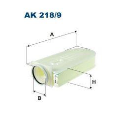 AK 218/9 F AK218/9 FILTR POWIETRZA MERCEDES C-KLASA/E-KLASA E250 CDI 09- SZT FILTRON FILTRY (PG) FILTRON [1463199]...