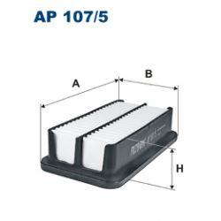 AP 107/5 F AP107/5 FILTR POWIETRZA KIA PICANTO 1.1 CRDI 05- SZT FILTRON FILTRY (PG) (PK) FILTRON [1710557]...