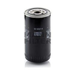 W 950/14 MAN W950/14 FILTR OLEJU NISSAN PATROL 3.3D/TD 8/83- SZT FILTRY (PK) MANN-FILTER [1017933]...