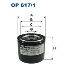 OP 617/1 F OP617/1 FILTR OLEJU HYUNDAI IX20/I30/SANTA FE/KIA CEED 1.4-2.4 10- SZT FILTRON FILTRY (PG) (PK) FILTRON [1965012]...