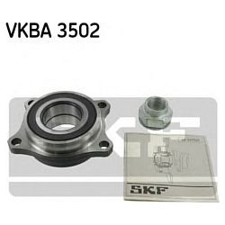 VKBA 3502 SKF VKBA3502 LOZYSKO KOLA ZESTAW KPL /PIASTA/ ALFA 156 166 147 3.2 GTA 03-06 SZT SKF SKF LOZYSKA KOLA (PG) (PK) SKF [1048260]...