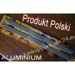 nakładki progowe aluminium anodowane POLSKIE !