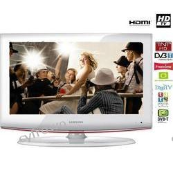 Samsung LE32B541 Telewizory LCD - biały