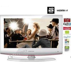 Samsung LE40B541 Telewizory LCD - biały