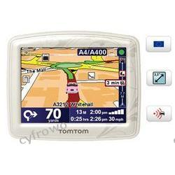 TomTom White Pearl GPS dla Europy