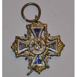 Wojskowa Straż Kolejowa 1918 - 1920, emalia (O49)