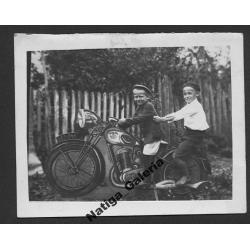 Fotografia Motocykl SOKÓŁ 600  II RP (F0010)