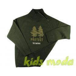 Sweter PROTECT dla chłopca r. 134/140