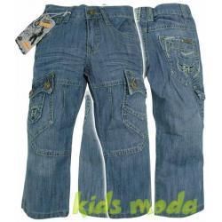 Jeansy dla chłopca r. 104