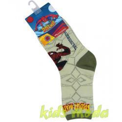 Skarpetki bawełniane SpiderMan r. 23-26