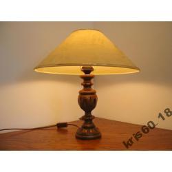 *** ANTYKI- LAMPA LAMPKA Z HOLANDII W-WA