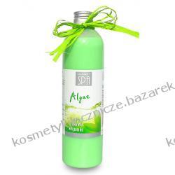 Energizujące algi pod prysznic z zieloną herbatą