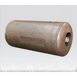 Elektromet wymiennik bojler dwupłaszczowy z cyrkulacją 140 litrów, w polistyrenie...